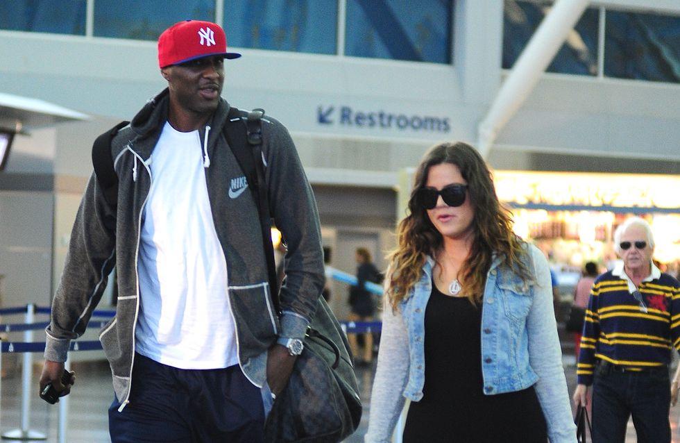 Khloé Kardashian et Lamar Odom : Rupture imminente ?