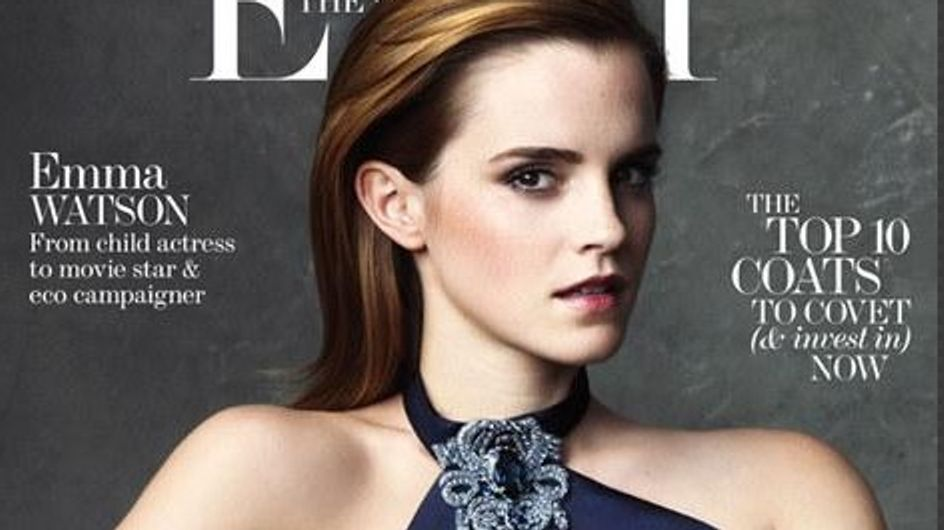 Emma Watson : Glamour pour The Edit (photos)