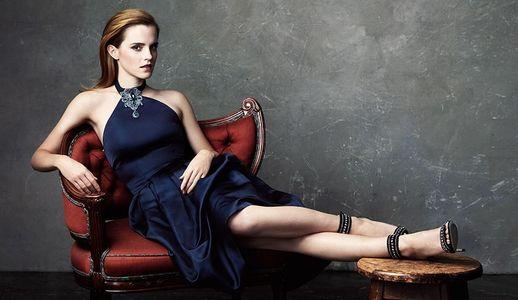 Emma Watson en Christopher Kane