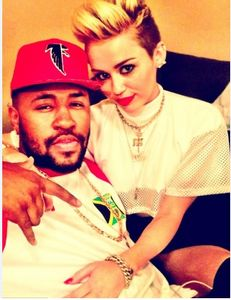 Miley Cyrus et Mike Will Made It