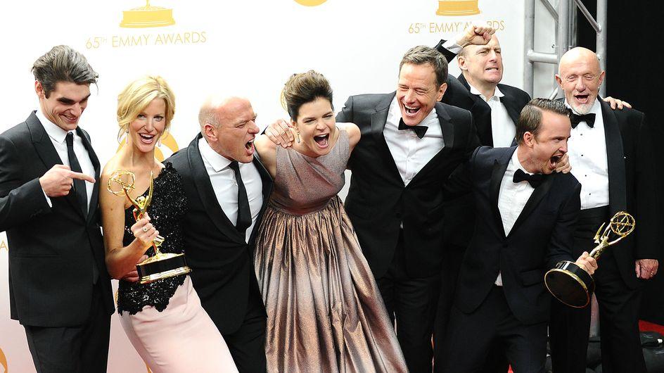 Emmy Awards 2013 : « Breaking Bad » sacrée meilleure série dramatique
