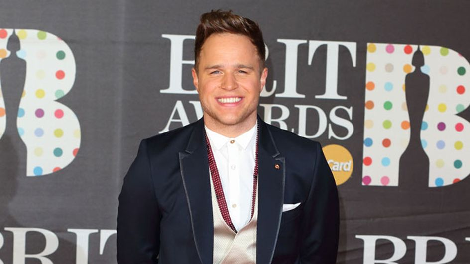 Revealed: Olly Murs' secret girlfriend of more than a year
