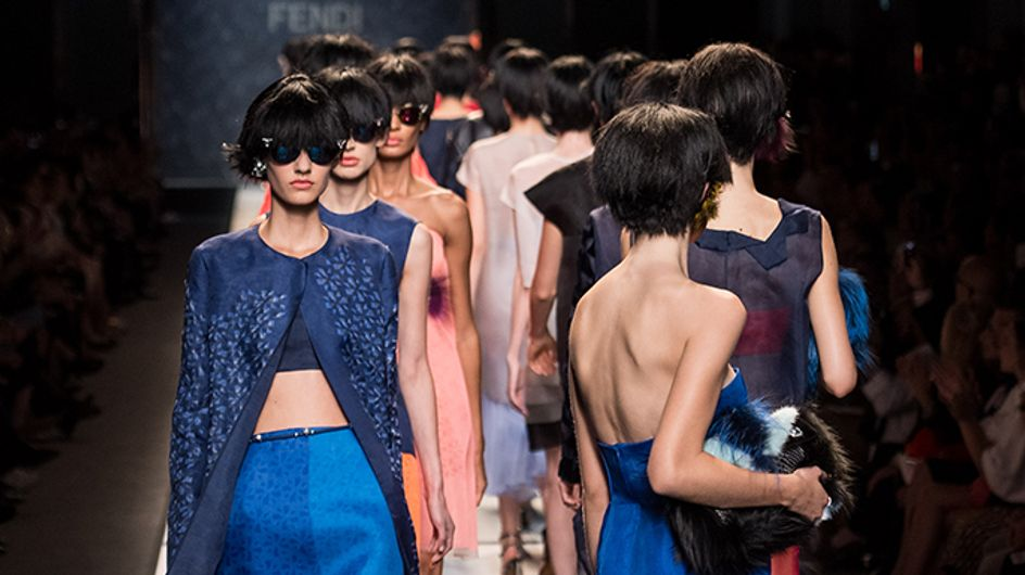 Watch: Milan Fashion Week highlights spring/summer 2014