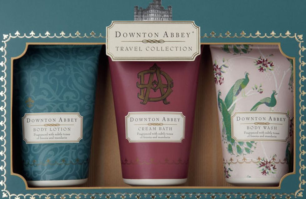 Marks & Spencer rushes to move Downton Abbey beauty launch forward