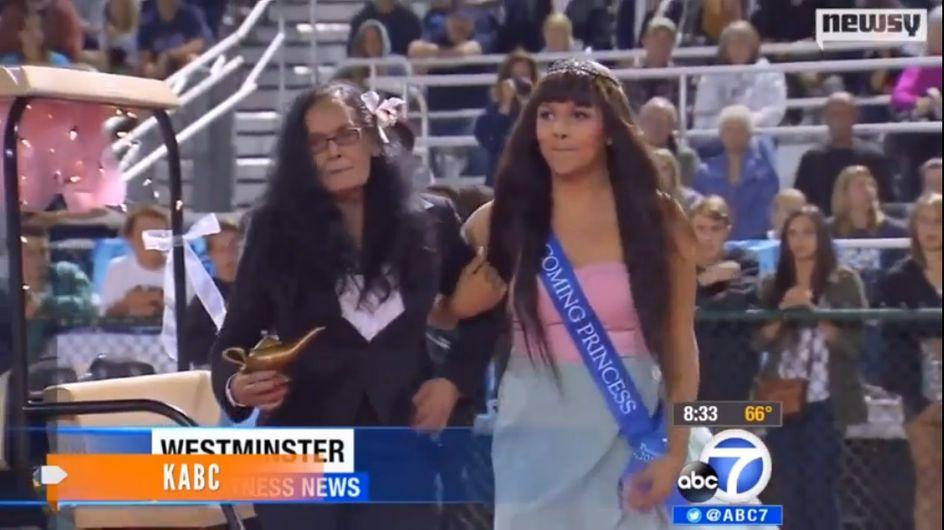 """Transsexualité : Une lycéenne transgenre élue """"Reine de la rentrée"""" (Vidéo)"""