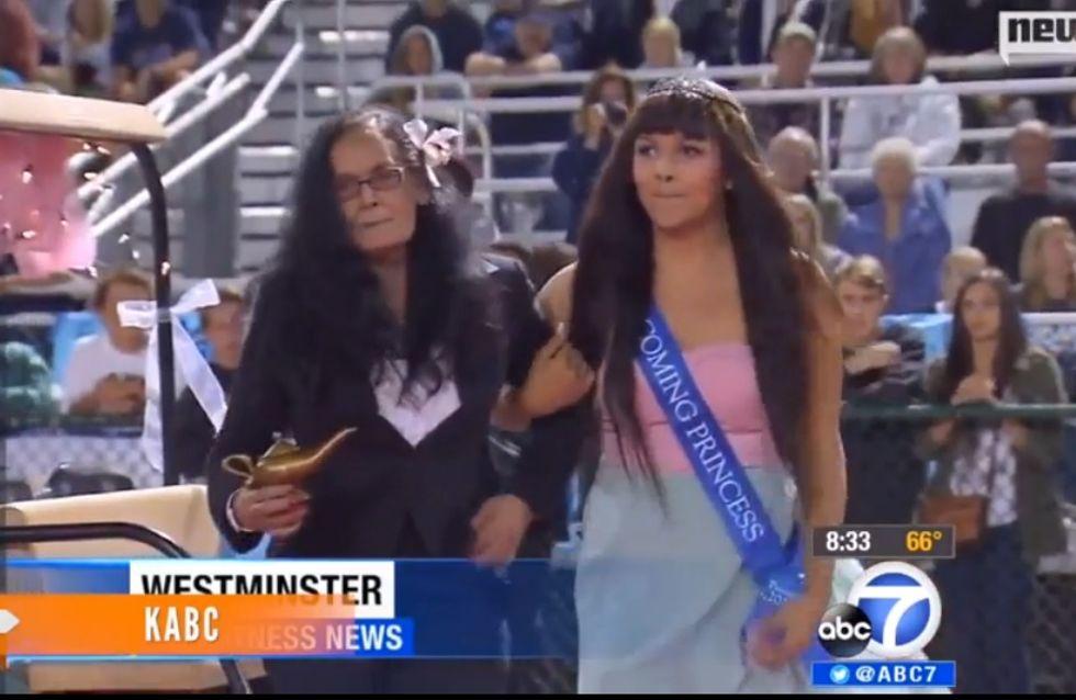 Transsexualité : Une lycéenne transgenre élue Reine de la rentrée (Vidéo)