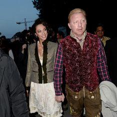 Boris Becker: Mit Kind und Kegel beim Oktoberfest