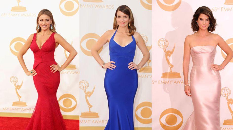 Emmy Awards 2013 : Les sirènes de sortie sur le tapis rouge (photos)