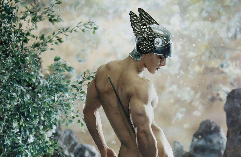 Masculin / Masculin : 200 hommes tout nus au Musée d'Orsay !