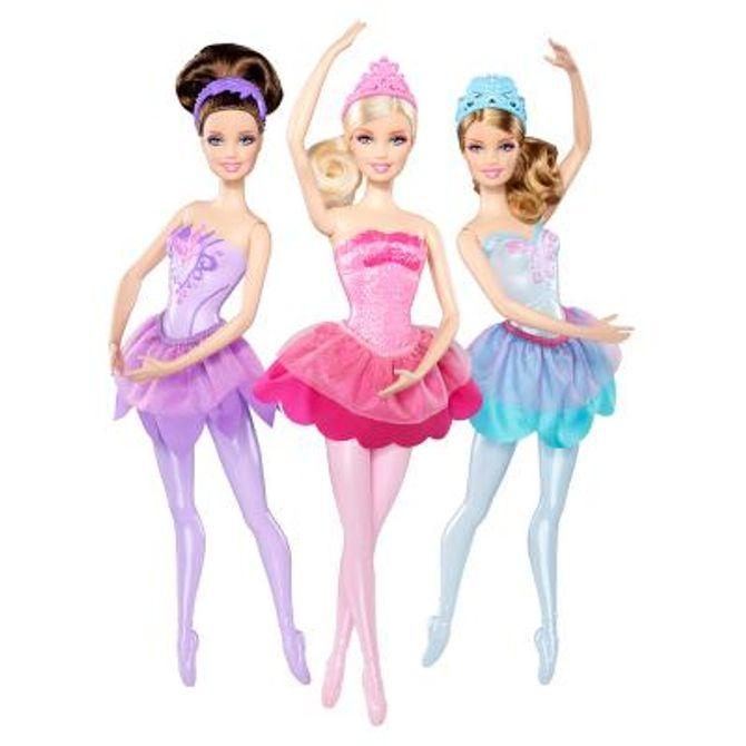 Barbie et ses copines