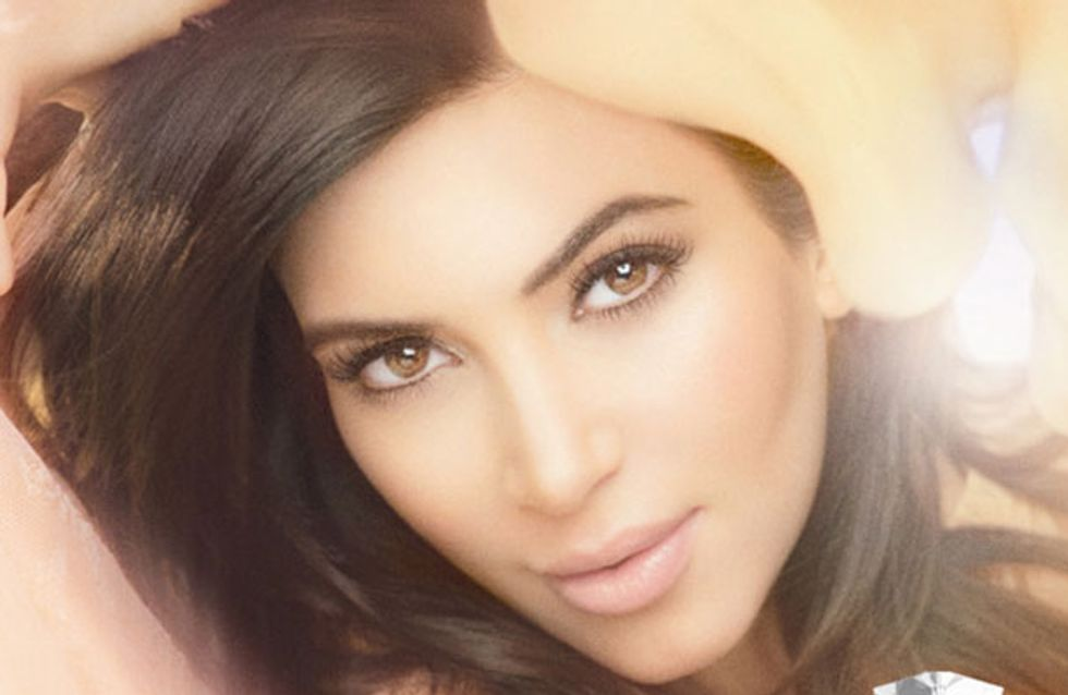 Kim Kardashian releases ad for new fragrance, Pure Honey