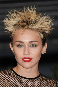Miley Cyrus voted worst celebrity hair whist Nicole Scherzinger's got the leading locks