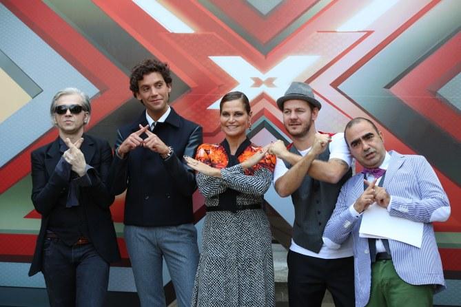 I protagonisti di X Factor