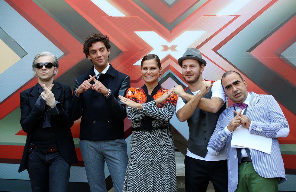Parte X Factor: le foto dei protagonisti