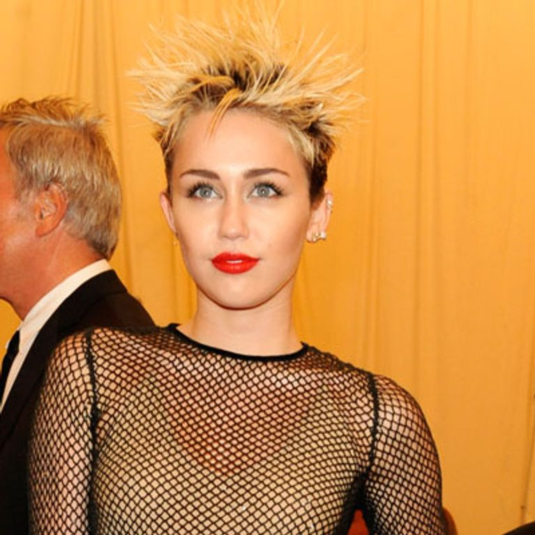 Miley Cyrus Voted Worst Celebrity Haircut Nicole