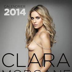 Clara Morgane : Dans mon calendrier j'ai voulu rendre hommage aux Femen