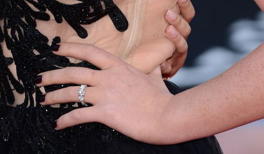 Perrie Edwards' ring