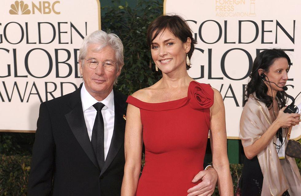 Richard Gere divorzia dalla moglie