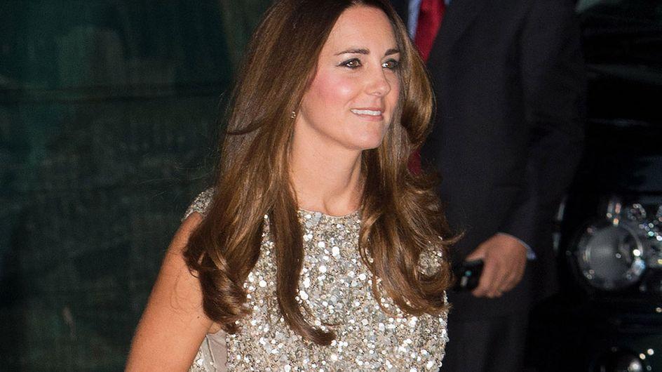 """Kate Middleton : """"Corps le plus admiré"""" par les mamans"""