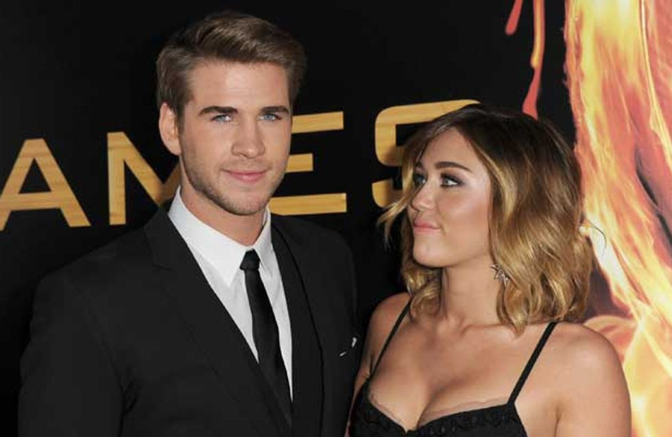 Miley Cyrus hints that she dumped Liam Hemsworth