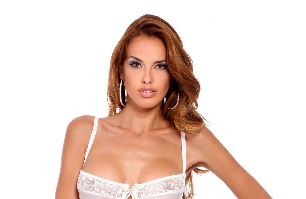 Vanessa Lawrens (les Anges 5), en lingerie très hot pour avenue-privée.com
