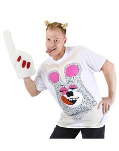 La version T-shirt du Twerking Bear de Miley Cyrus