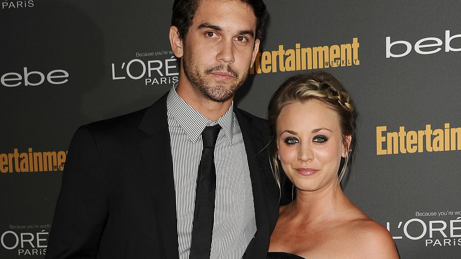 Das ging schnell: 'Big Bang Theory'-Star Kaley Cuoco ist verlobt