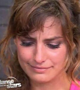 Danse avec les stars : Laetitia Milot en larmes lors des répétitions (Vidéo)