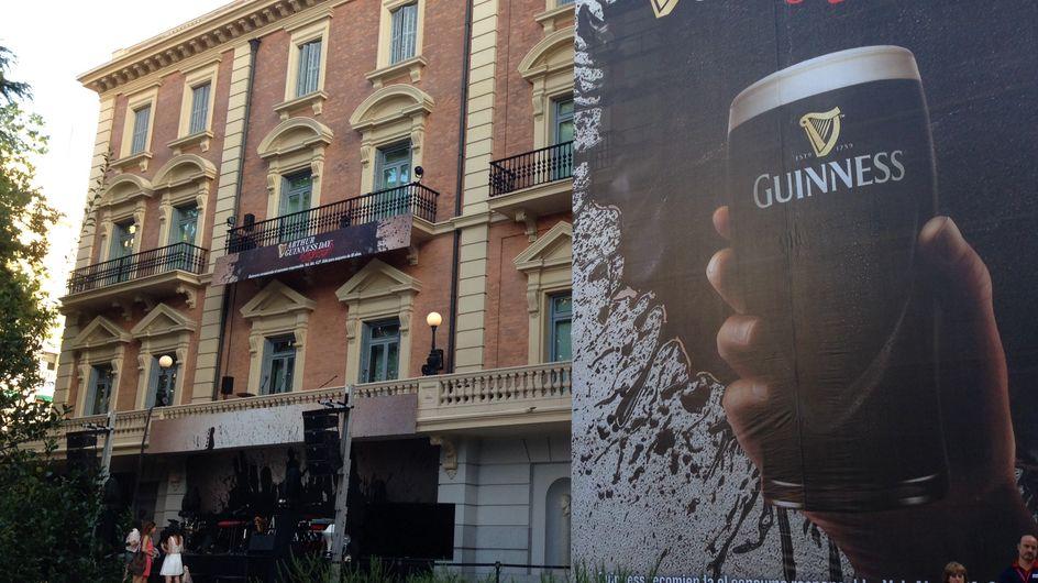 Celebrando el Arthur Guinness Day
