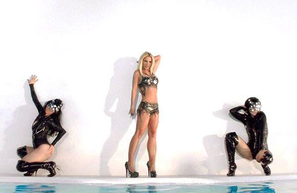 Britney Spears : Toujours aussi sexy dans son prochain clip (Vidéo)