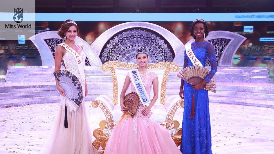 Miss Monde 2013 : Miss Philippines remporte l'élection ! (Photos)