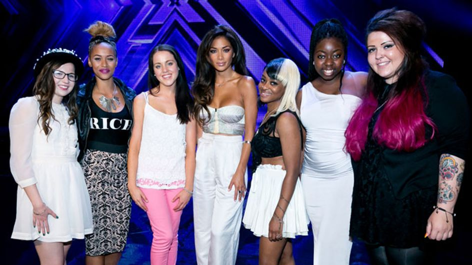 X Factor 2013: The 24 acts through to Judges' Houses