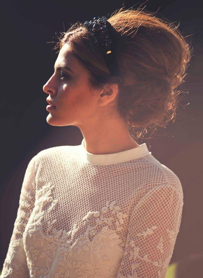 Eva Mendes pour The Edit