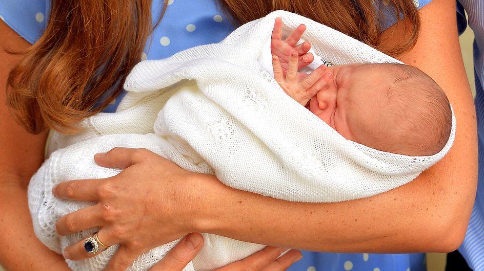 Principe George: battesimo 23 ottobre