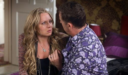Roxy finds out that Alfie knows