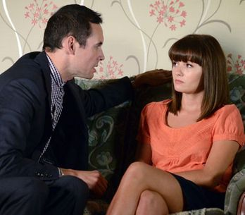 EastEnders 11/10 - Janine hands Michael an injunction…but he's got a plan