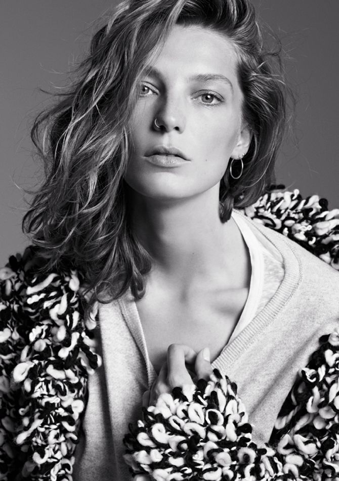 Daria Werbowy, Isabel Marant pour H&M