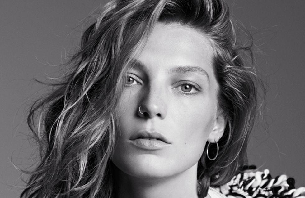 Isabel Marant X H&M : Daria Werbowy égérie sexy