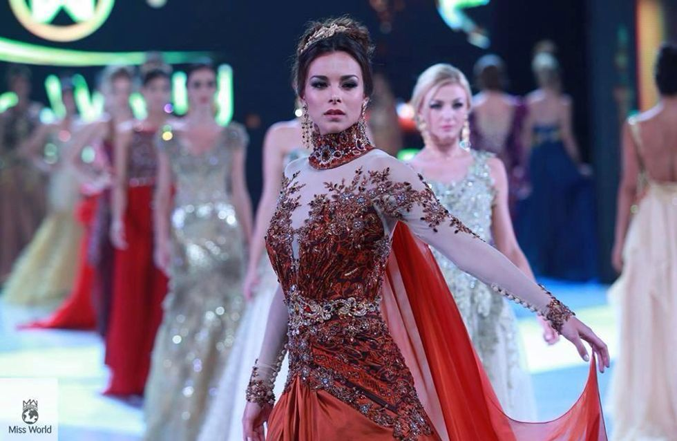 Marine Lorphelin : Sa première interview depuis Miss Monde