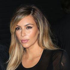 Kim Kardashian si fa bionda: le foto
