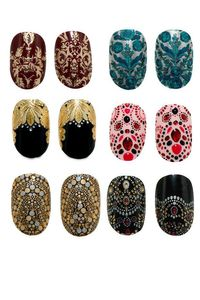 Revlon collaborates with Marchesa for designer nail wraps