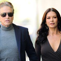 Michael Douglas y Catherine Zeta-Jones vuelven a vivir juntos
