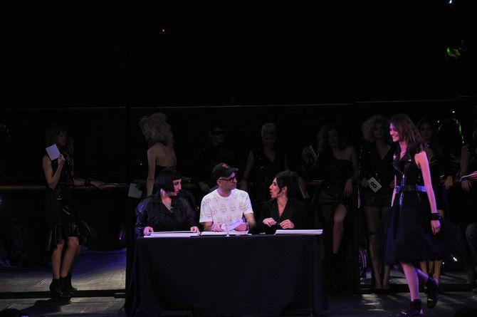 Le jury du Danse avec les stars revisité par Jean-Paul Gaultier