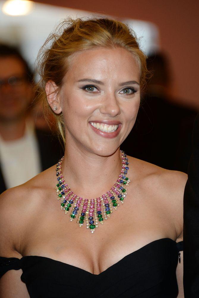 Scarlett Johansson évoque sa vision du porno pour la promotion du film Don Jon