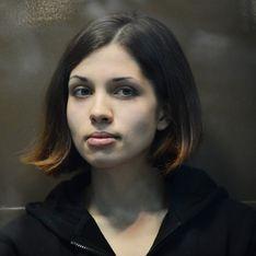 Pussy Riot : Trop faible, Nadejda arrête sa grève de la faim