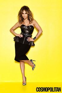 Jennifer Lopez for Cosmopolitan