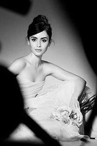 Lily Collins announced as new face of Lancôme