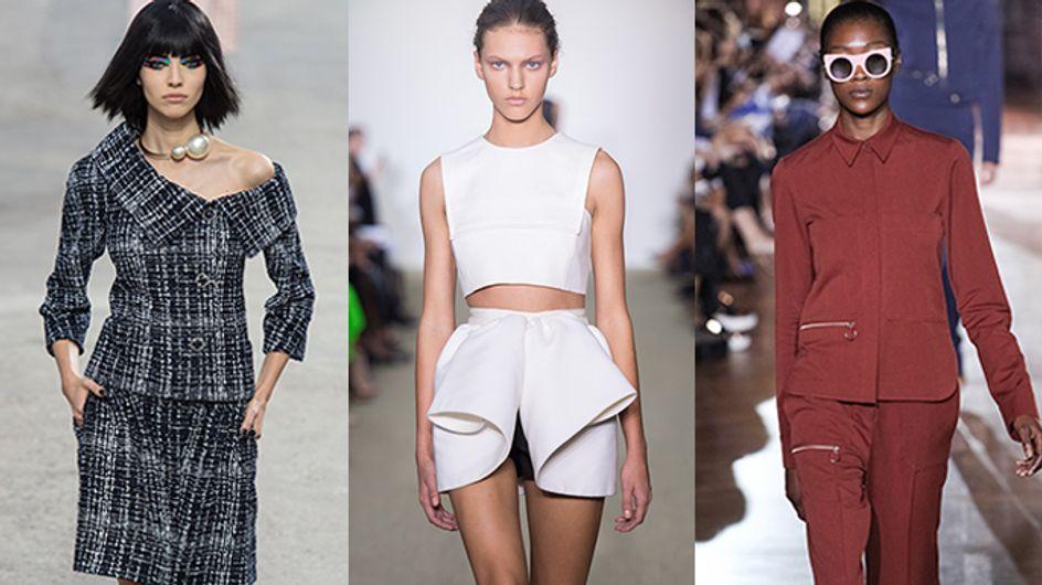 Watch: Paris Fashion Week highlights spring/summer 2014