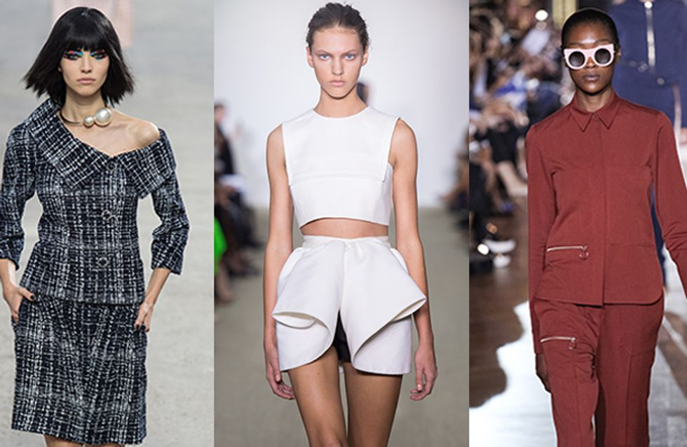 Watch: Paris Fashion Week highlights spring/summer 2014