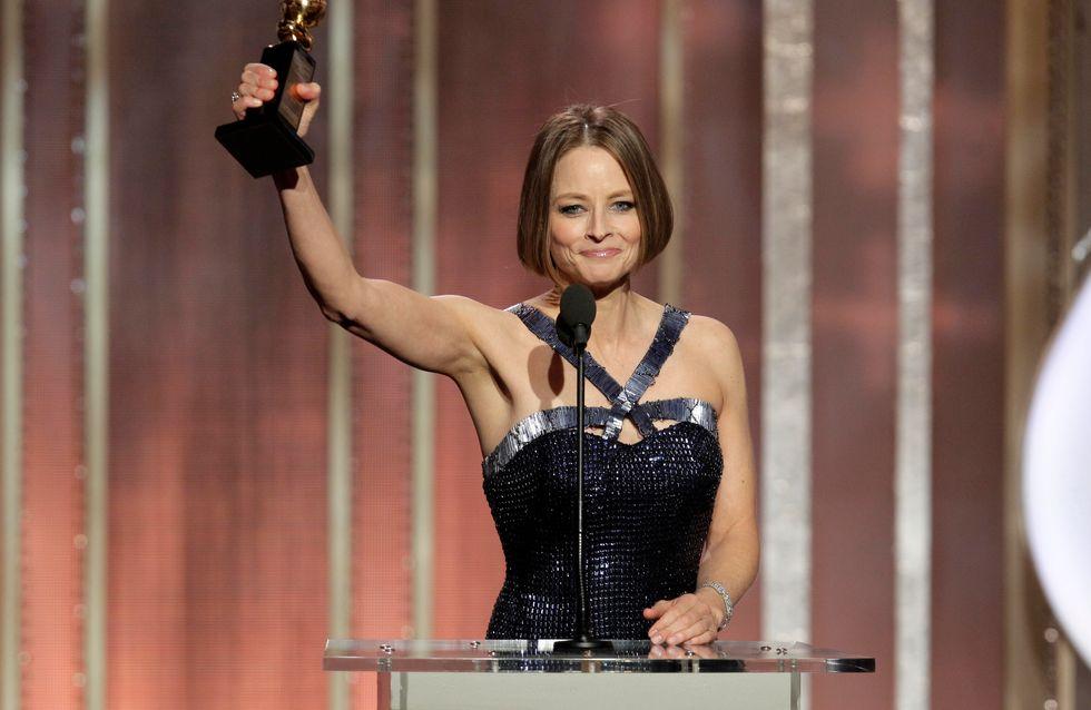 Jodie Foster se enamora de la ex de Elle Degeneres